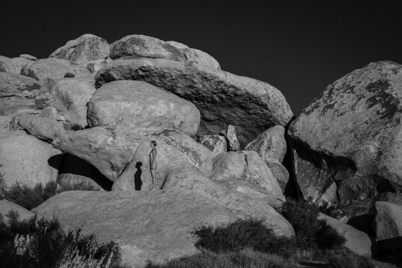bolder-with-boulders-bw